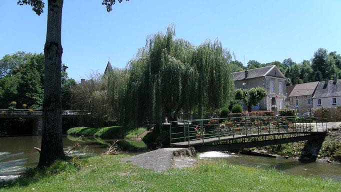 Tourtoirac rivière