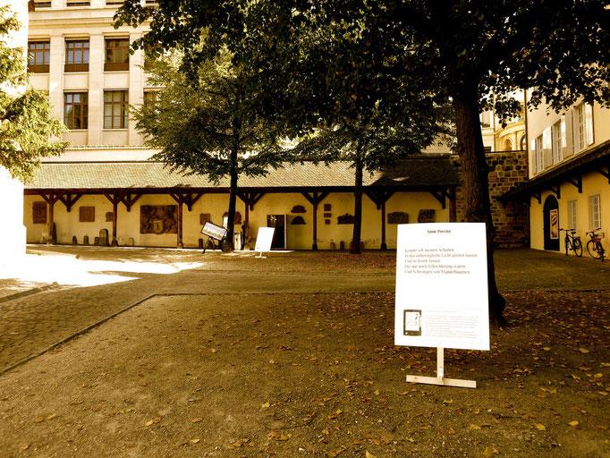 Hof Barfüsserkirche/Theaterpassage