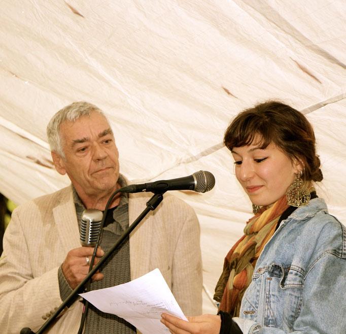 Roger Monnerat & Stephan Anastasia & Alisha Stöcklin als Gastsängerin
