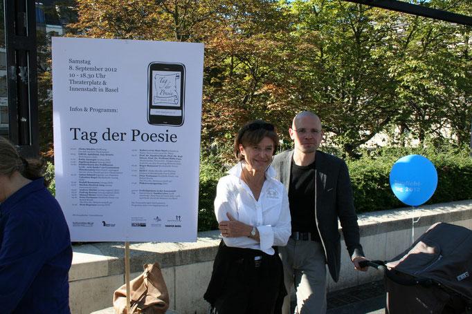 Maria Iselin und Baschi Dürr