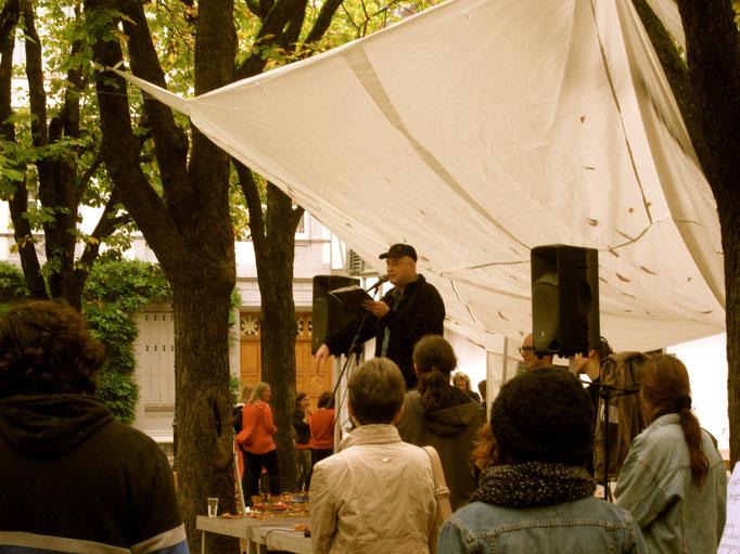 Micha Ebeling, Slam-Poet