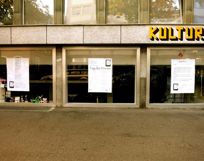Schaufenster Kulturbüro