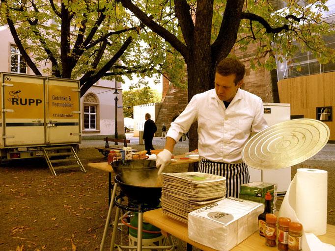 Der Koch: Christoph Munz