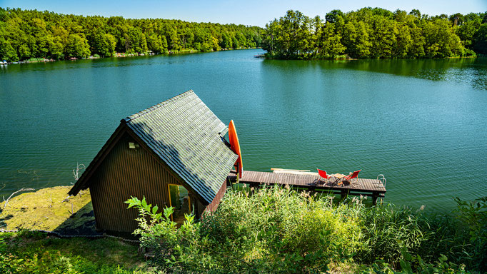 Haus am See Uckermark