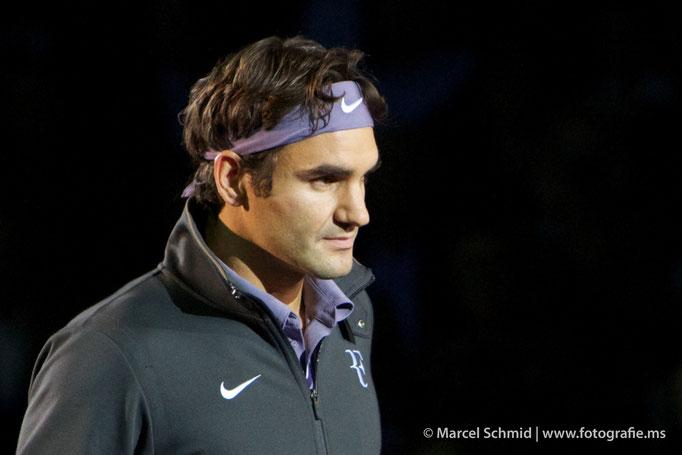 Roger Federer, Swiss Indoors 2010, Basel
