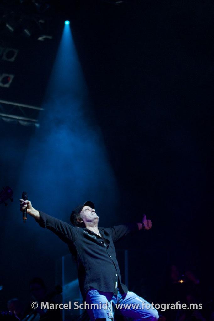 Marc Storace, Sänger von Krokus