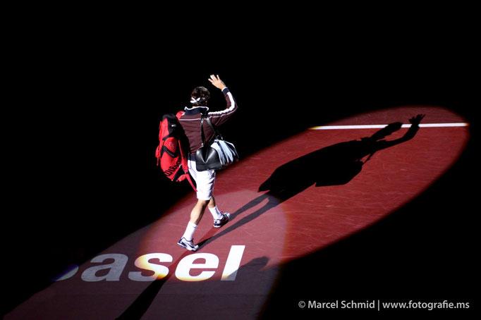 Roger Federer, Swiss Indoors 2009, Basel