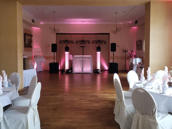 Hochzeit Hotel - Haus Union in Oberhausen