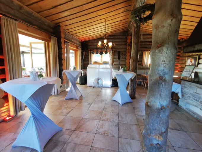 Hochzeit Landhotel Voshövel in Schermbeck