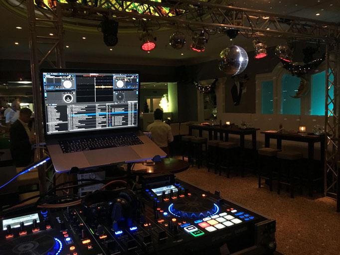 Hochzeit Picnic le Club in Krefeld