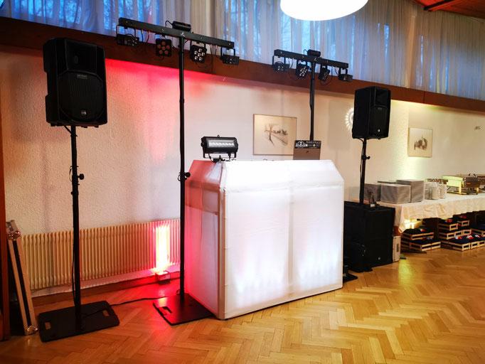 Firmenfeier in Stuttgart