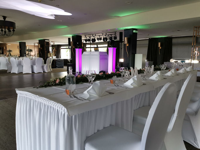 Hochzeit Hotel van der Falk in Moers