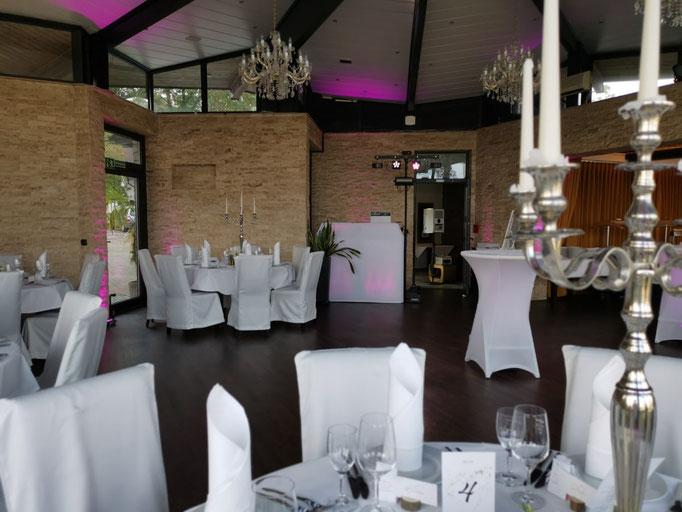 Hochzeit Villa Vue in Essen