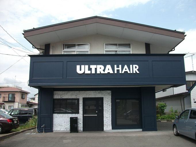 ULTR HAIR、北上市