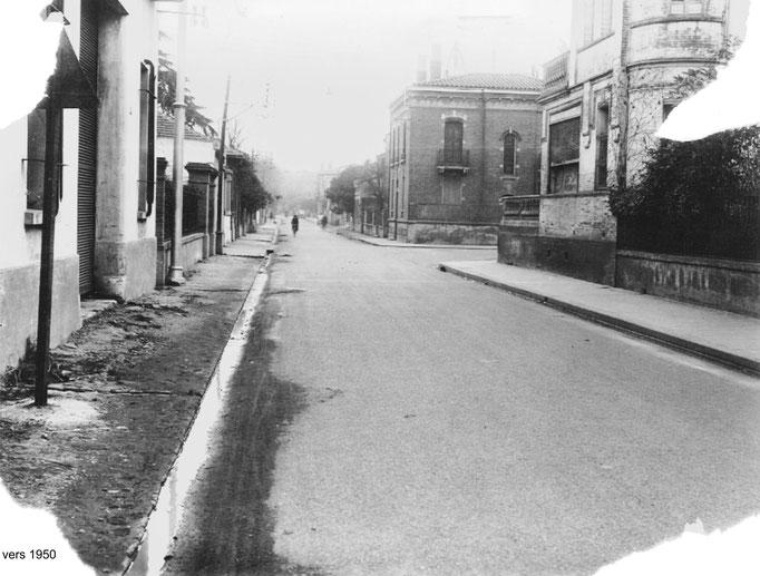 Rue des Chalets