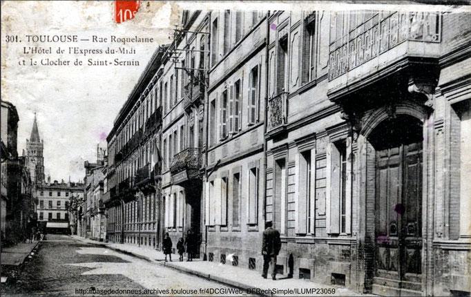 Rue Roquelaine