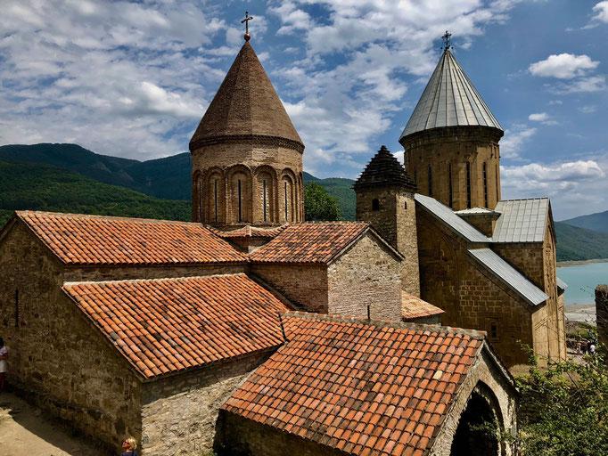Ananauri Monastery