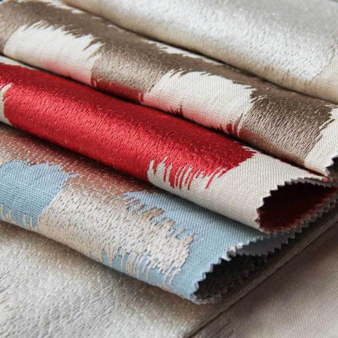Tessuti per arredamento atelier tessuti arredamento for Tessuti per arredamento on line