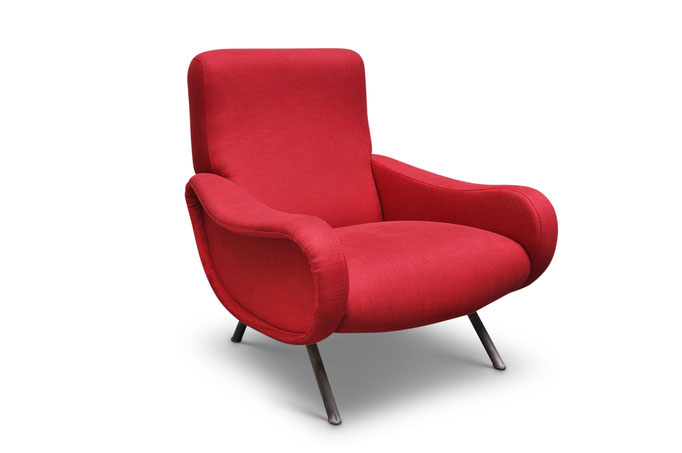 Lady chair Marco Zanuso Arflex
