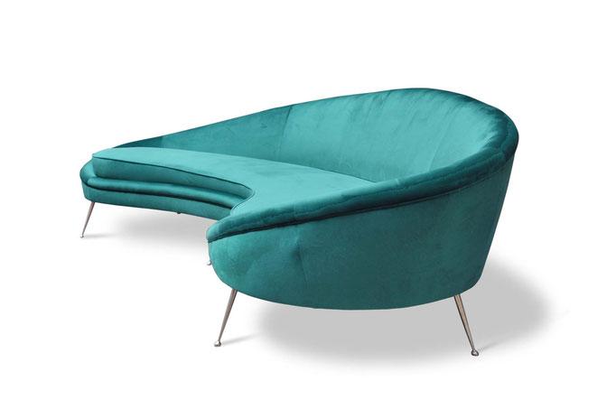 Mid-century modern design sofa Ico Parisi