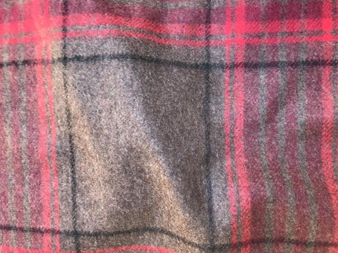 tessuti in lana per case in montagna