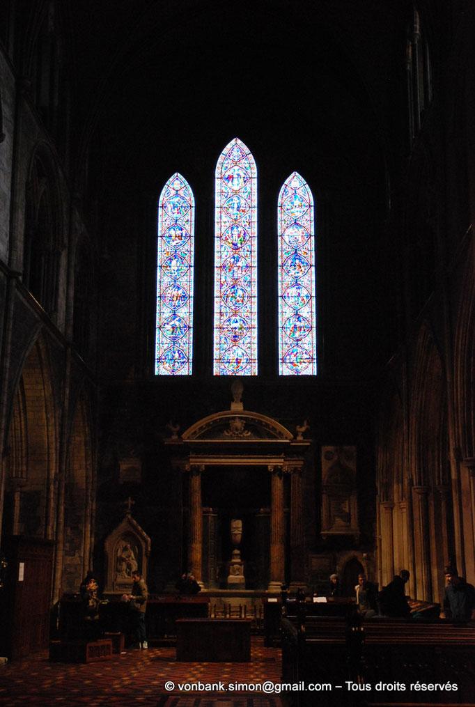[NU002p-2016-0114] Dublin - Cathédrale Saint-Patrick : Transept Sud