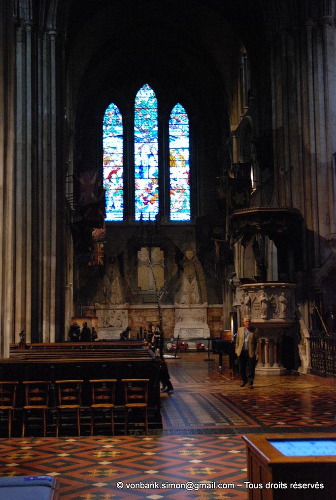 [NU002p-2016-0132] Dublin - Cathédrale Saint-Patrick : Transept Nord