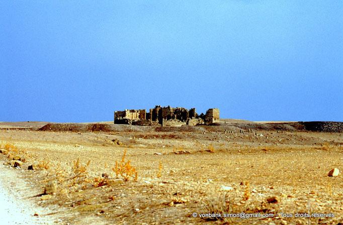 [002-1983-18] Madaure (Madauros) : La forteresse byzantine