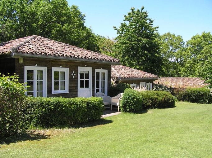 Maison à louer avec jardin pour vos vacances au Golf des Roucous