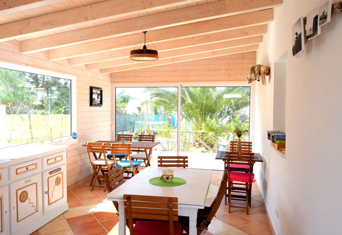 Breakfast room Onda Vicentina Algarve Portugal