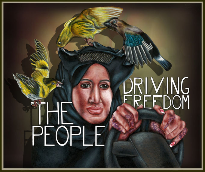 Manal Al Sharif - Il popolo che guida la libertà - The people driving freedom