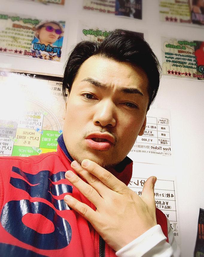 Instructor【yu-sk】HipHop・Pop