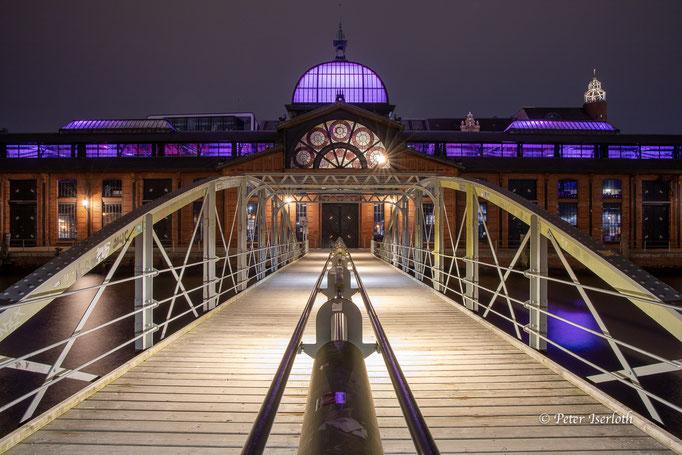 Fischauktionshalle, Hamburg, Deutschland