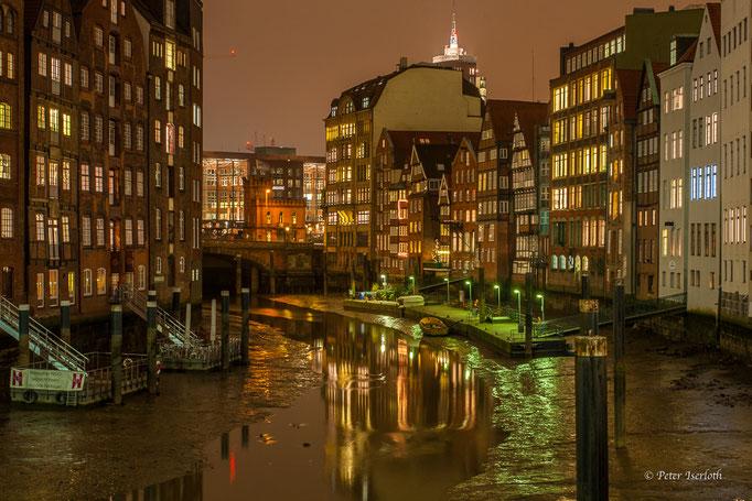 Nikolaifleet, Hamburg, Deutschland