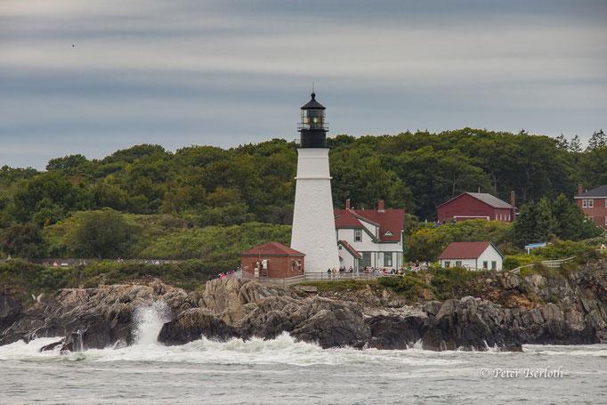 Leuchtturm Portland, Maine, USA
