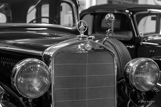 Mercedes Benz - Automuseum Schramberg - Deutschland