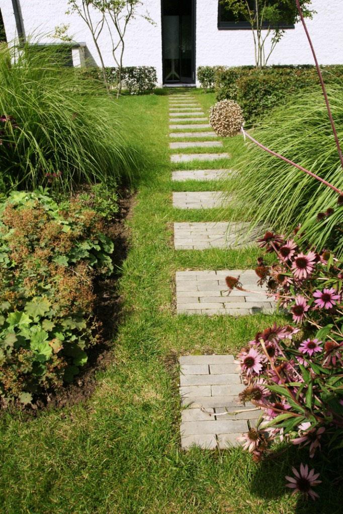Tuin te wellen tuincreaties alain dor tuinontwerp for Wadi in tuin