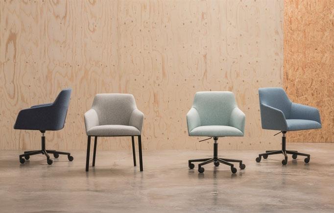 Alya la cadira tienda de sillas barcelona sillas de estilo barcelona sillas de oficina - Cadira barcelona ...