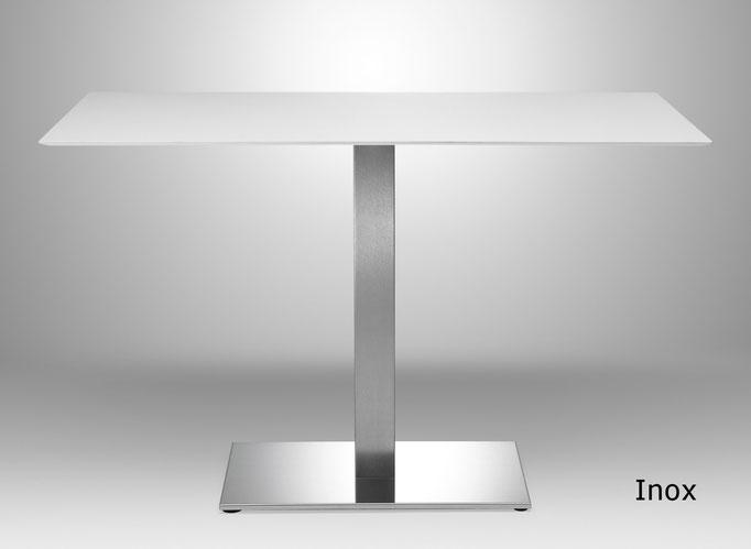 mesa Inox Pedrali