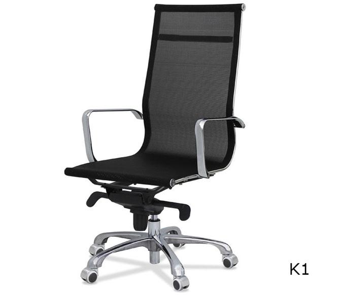 K1 silla de dirección oficina en malla