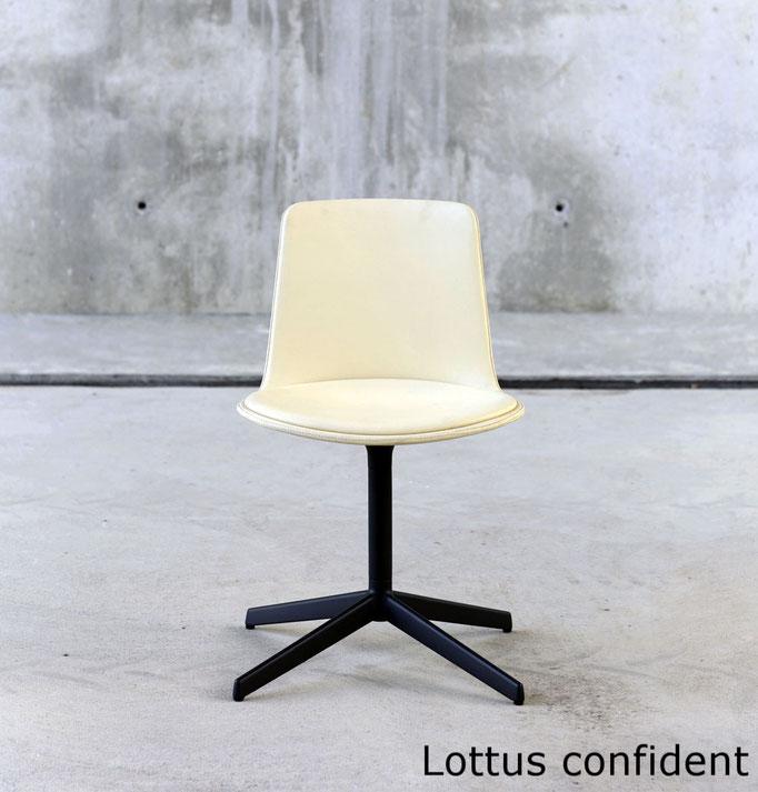 Lottus confident silla giratoria moderna