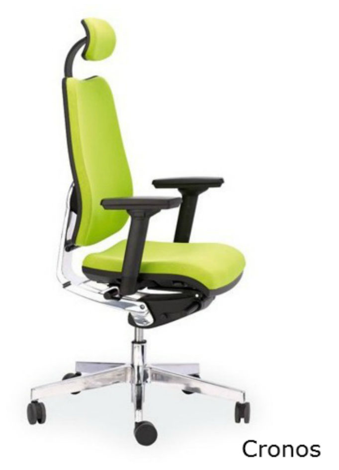 Cronos silla de oficina dirección ergonómica Hergo