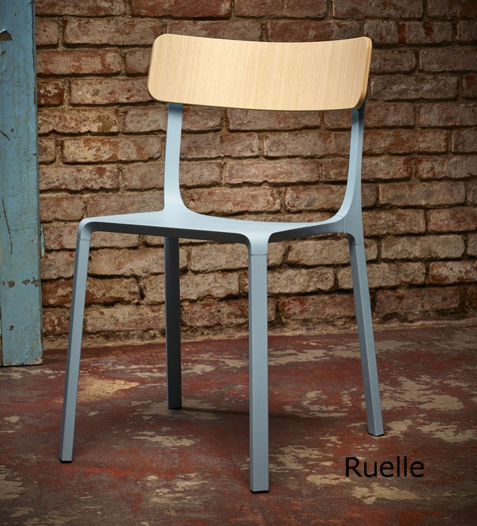 Ruelle silla moderna retro vintage de diseño infinitidesign