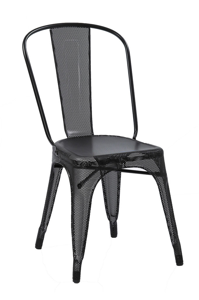 Tolix chaise A perforada