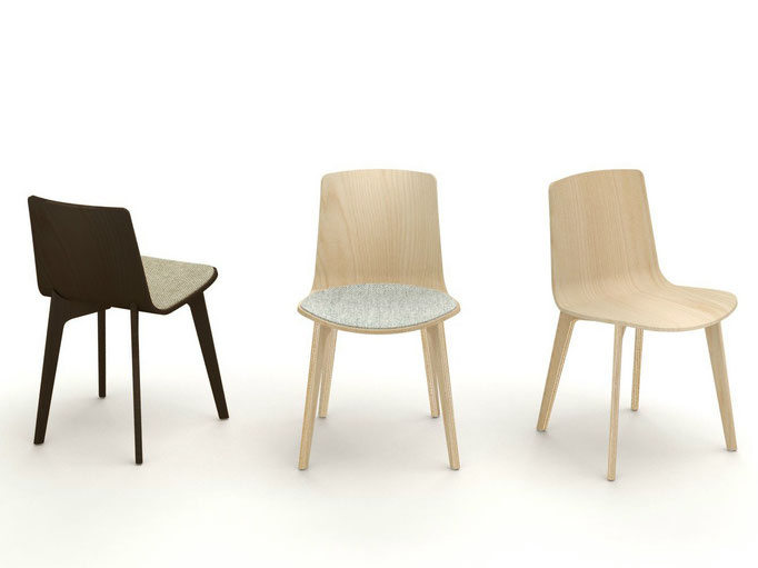 Lottus wood seats