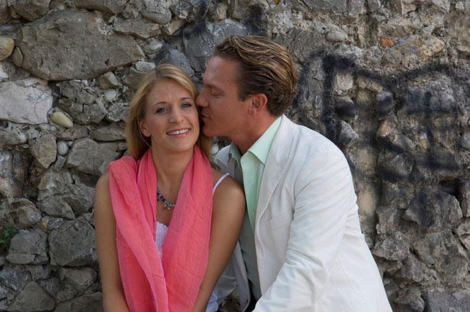 Homestory Stefanie Hertel & Stefan Mross
