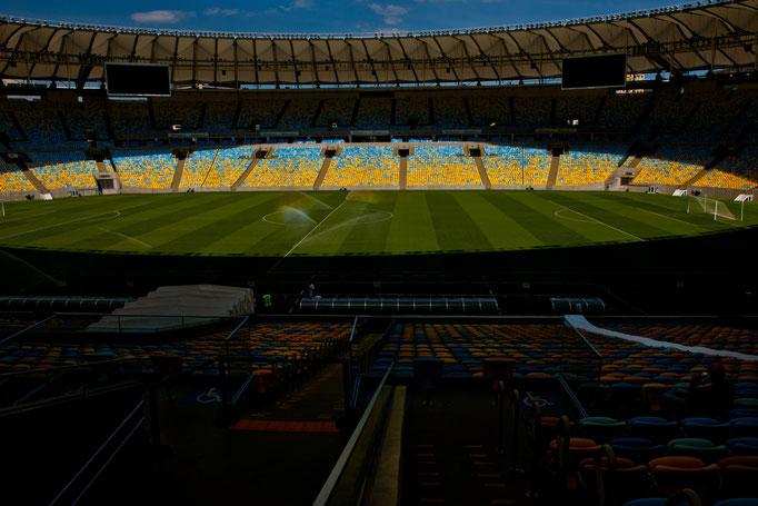 Sao Paulo WM Stadion