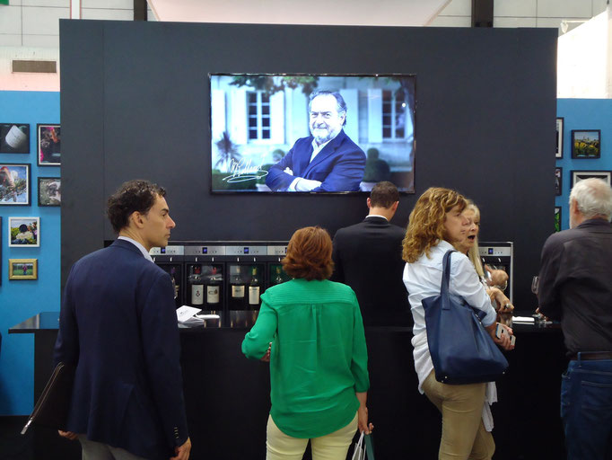 Michel Rolland, Vinexpo 2015