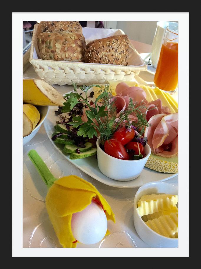 Frühstück CITY HOTEL GARNI DIEZ