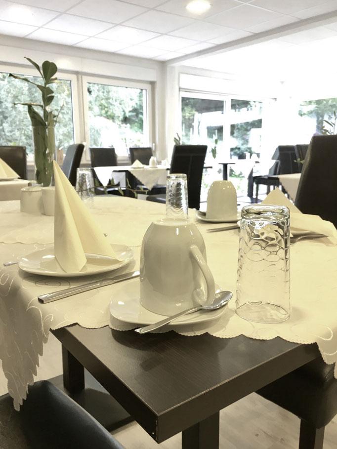 Frühstücksraum CITY HOTEL GARNI DIEZ